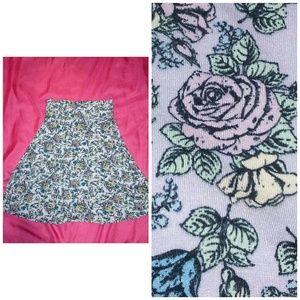 Azure skirt S LuLaRoe excellent condition